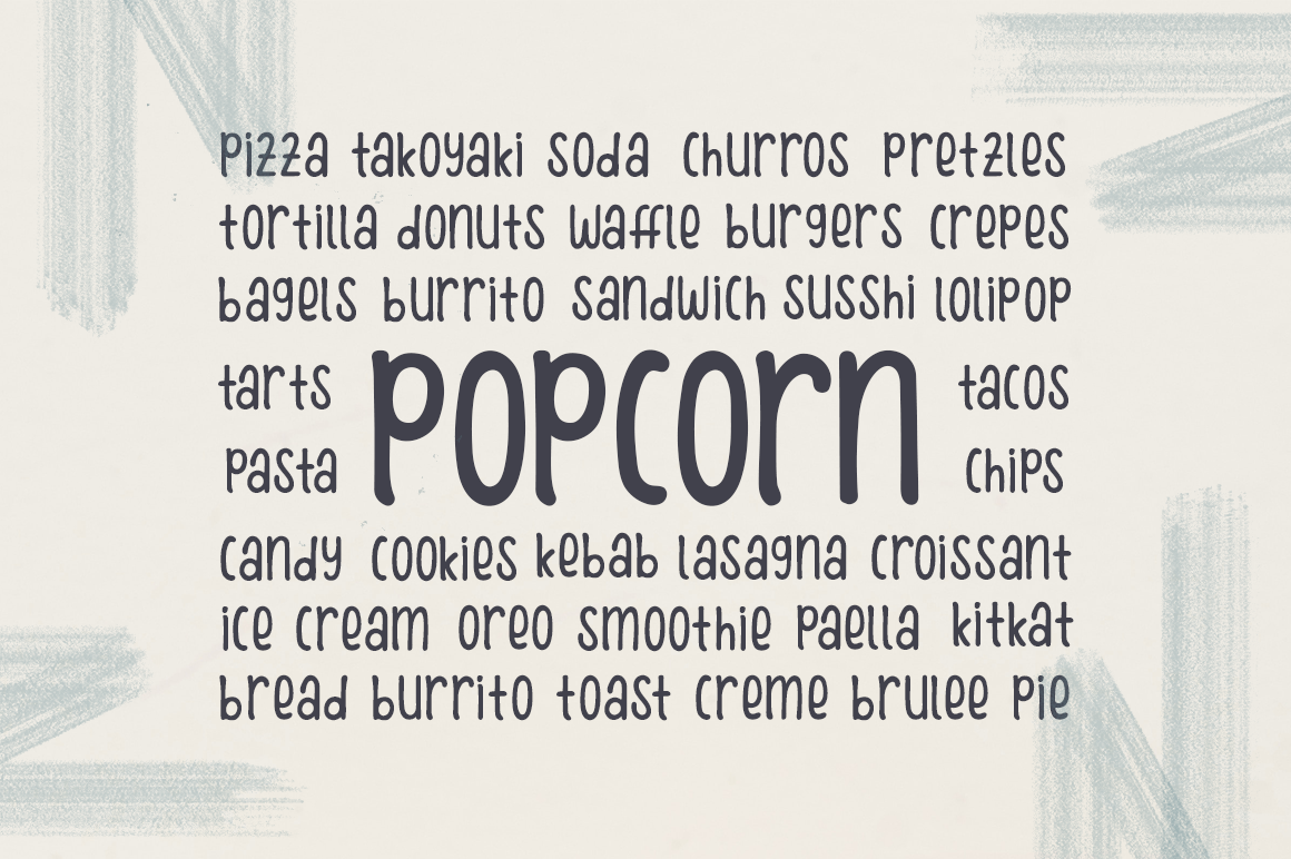 Winter Poppins | Handwritten Font example image 3