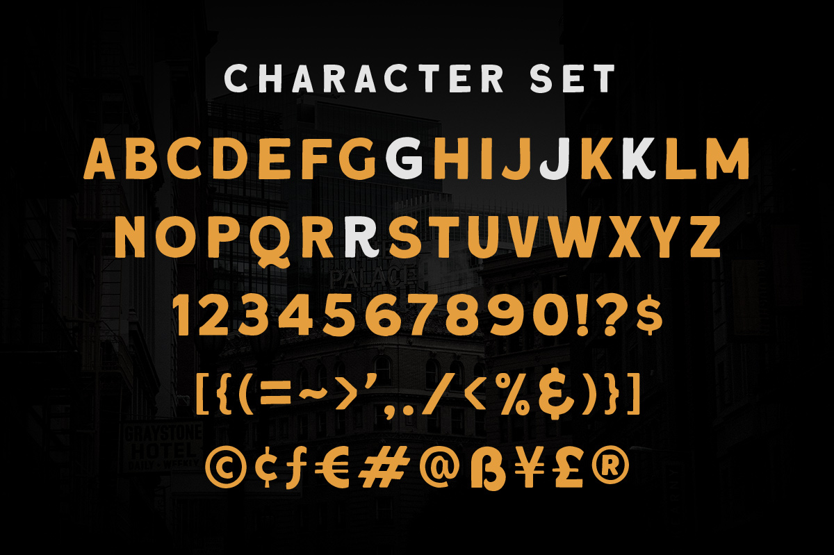 Roquen - A Hand Drawn Typeface example image 5