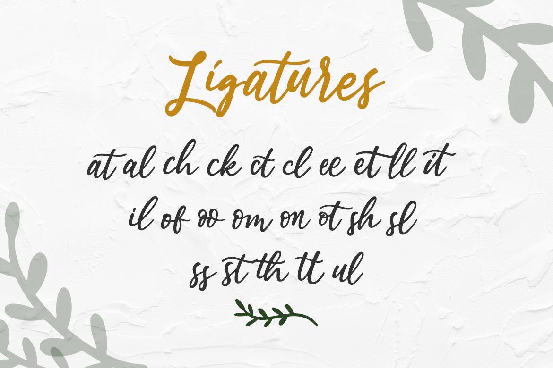 Estylle Madison Calligraphy example image 13