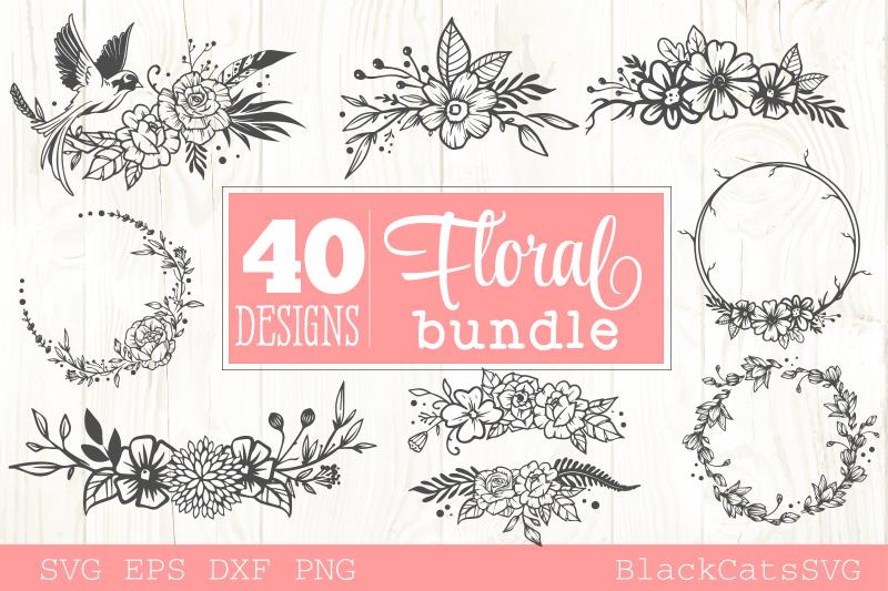 Mega Bundle 400 SVG designs vol 1 example image 12