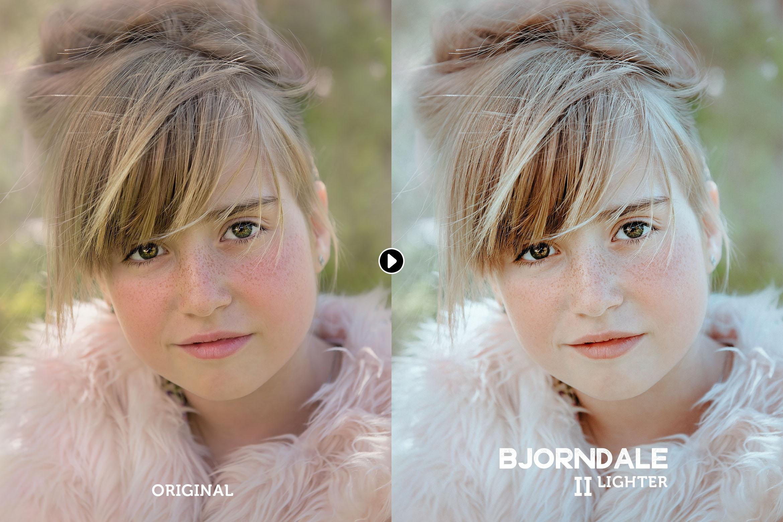 Bjorndale Presets for Lightroom & ACR, Desktop & Mobile example image 8