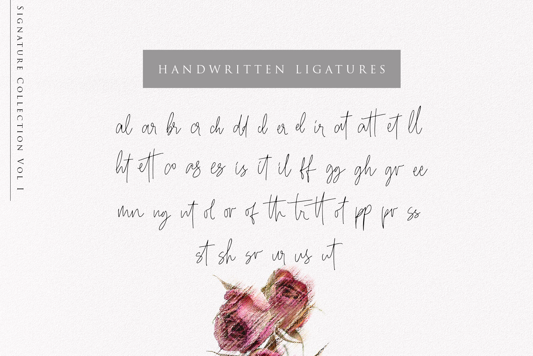 Beauty Signature - Handwritten Font example image 7