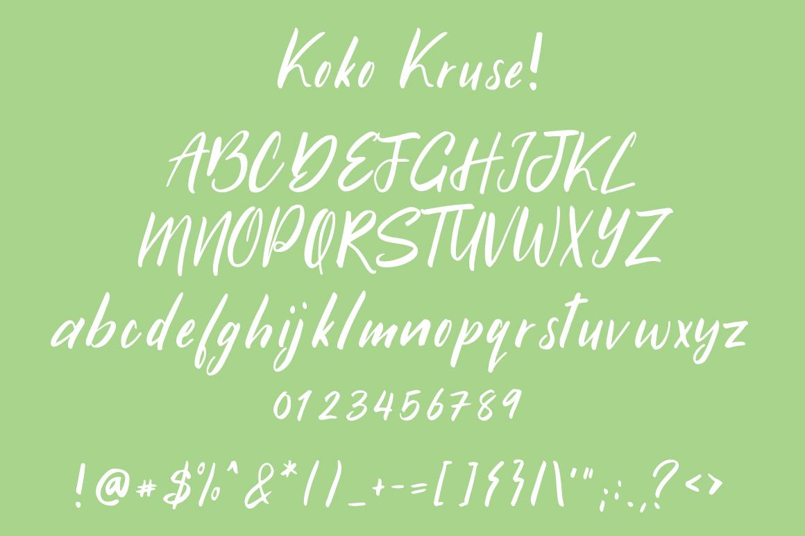 Koko Kruse! example image 6