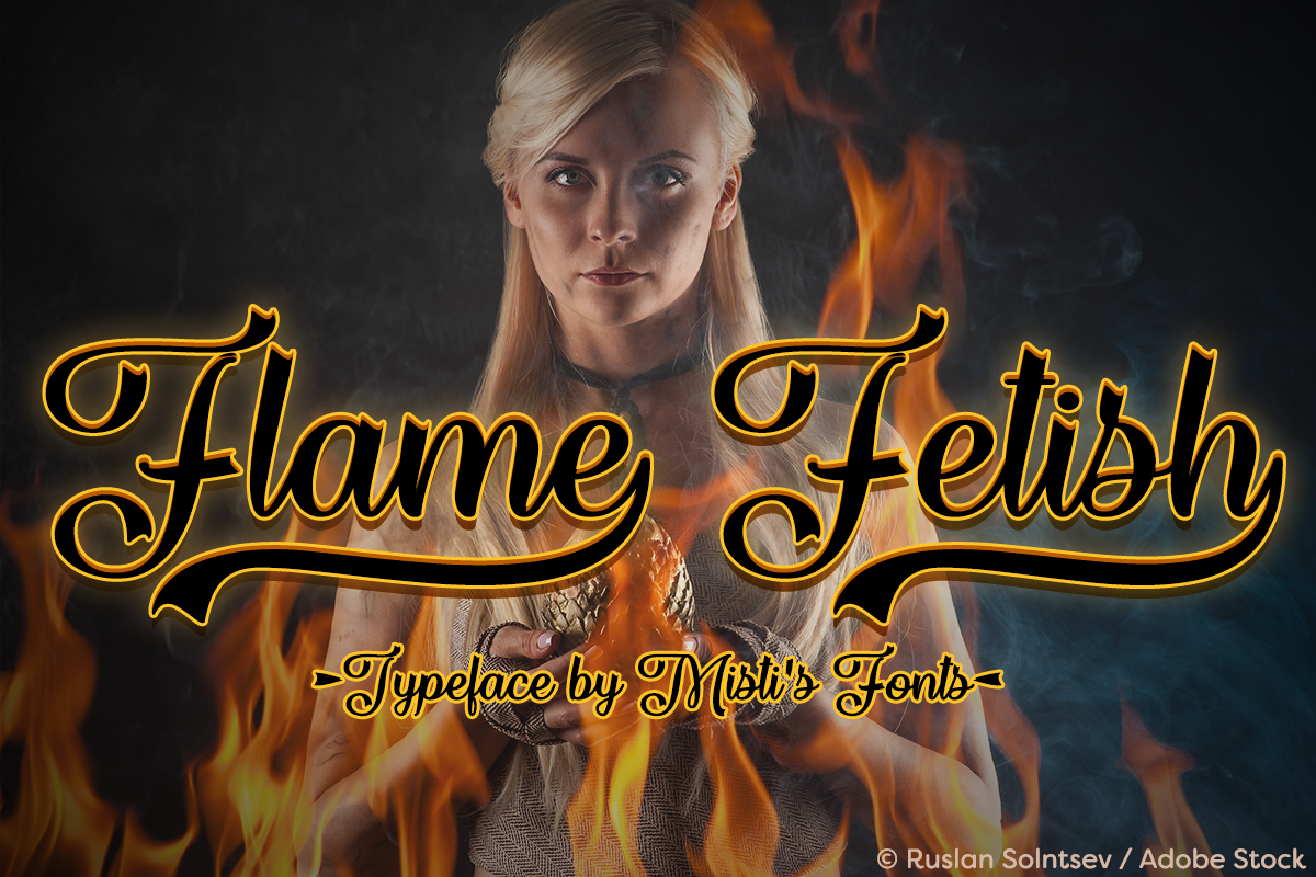 Flame Fetish example image 1