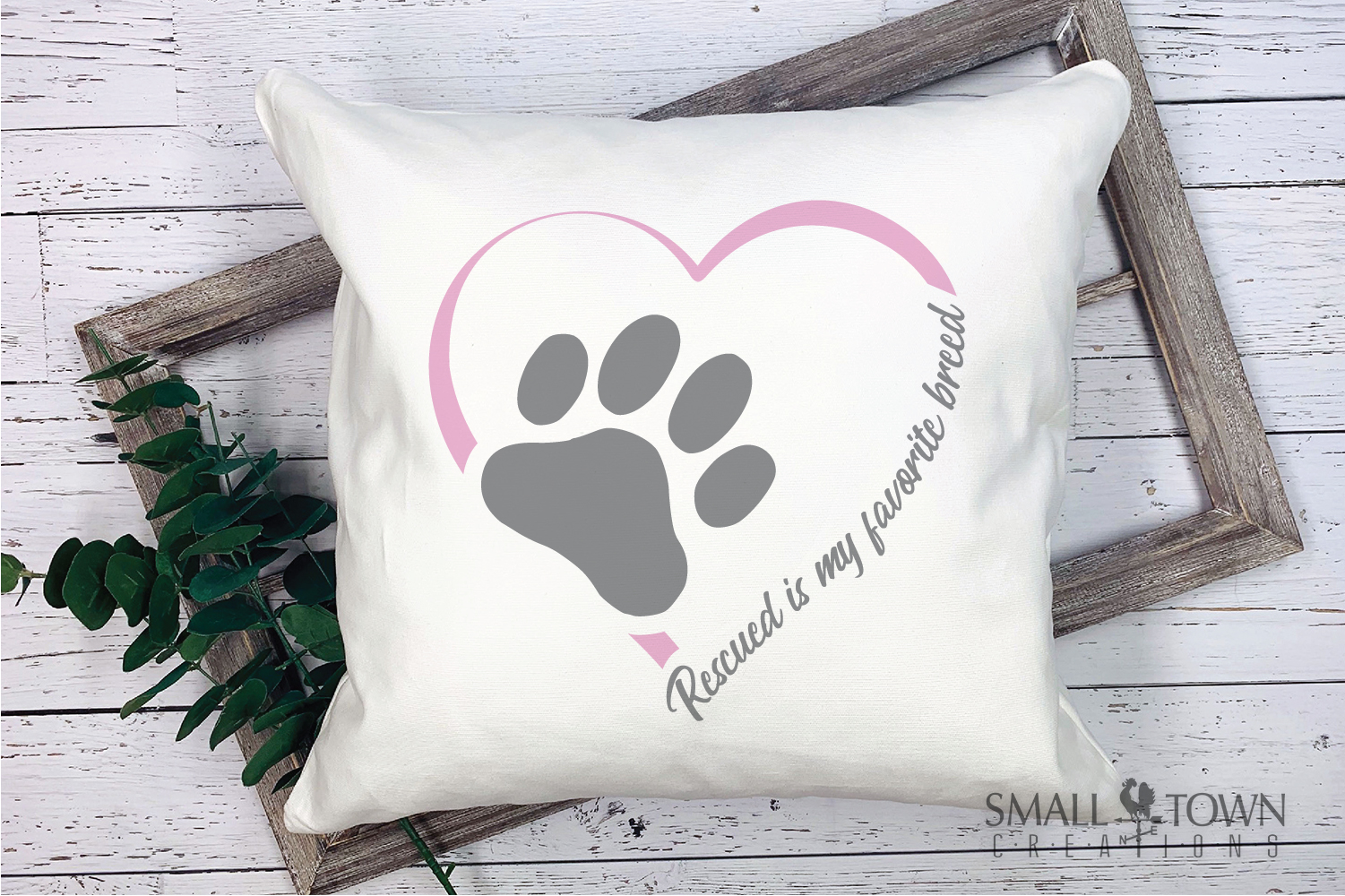 Rescued Cat, Adopted Cat, Cat breed, PRINT, CUT & DESIGN example image 3