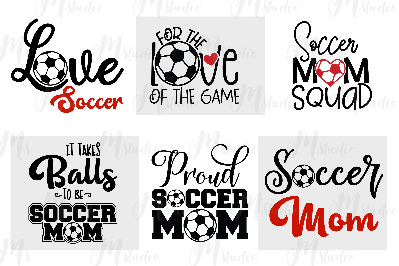 Soccer svg bundle example image 5