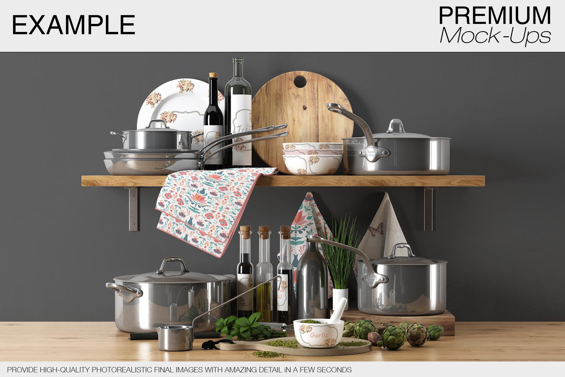 Kitchen Accessories Set example image 6
