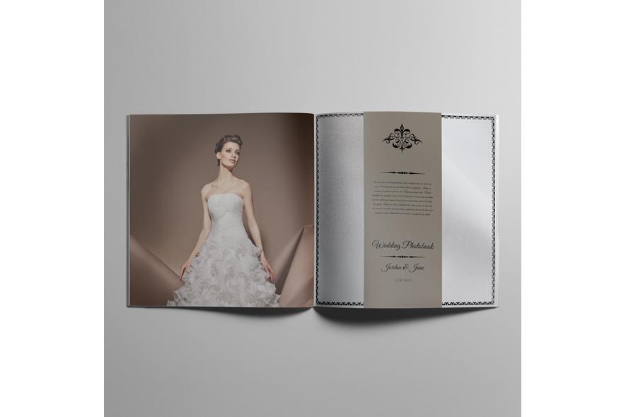 30x30 Square Wedding Photobook example image 4