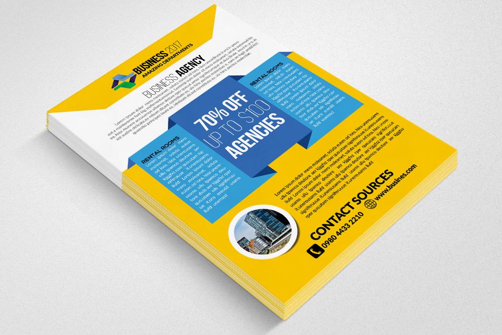 Smartphone Repair Business Flyer example image 3