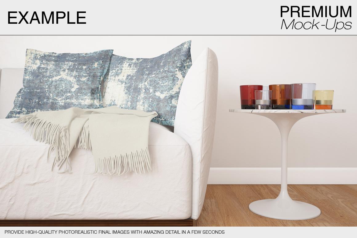 Pillow Mockup Set example image 15