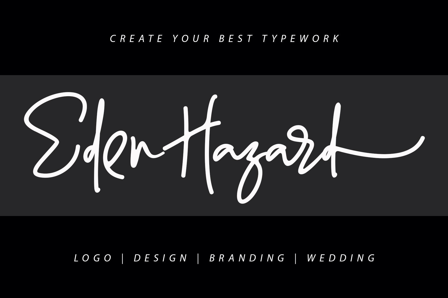 Enthusiast Behavior - Stylish Signature Font example image 3