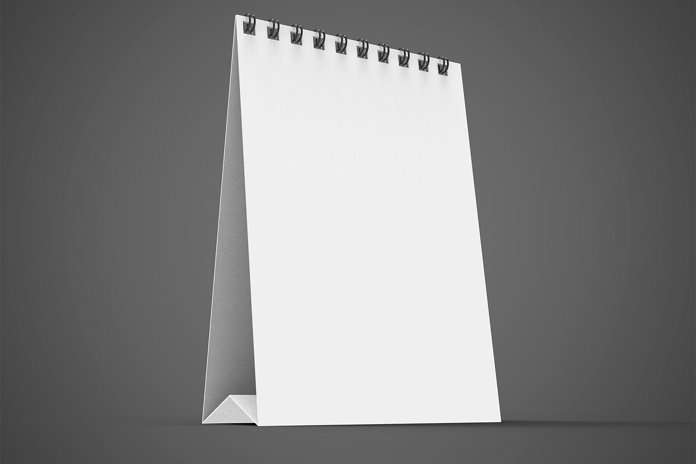 Desktop Calendar 3D Render example image 5