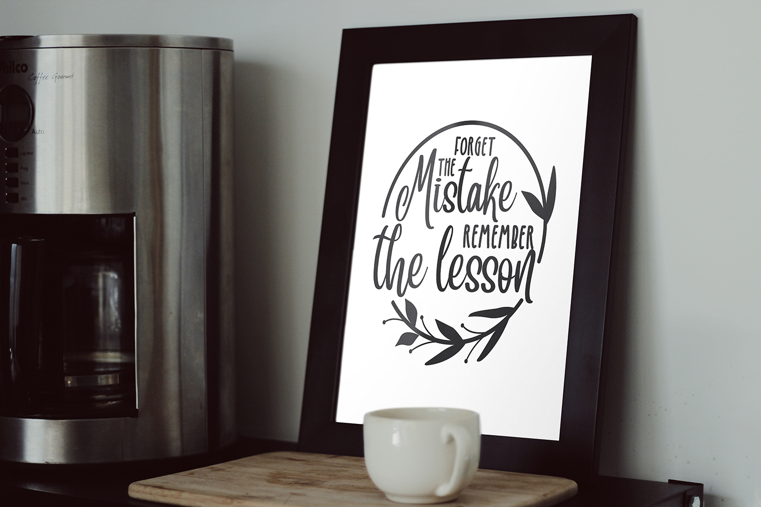 Inspirational Quotes svg Bundle example image 3