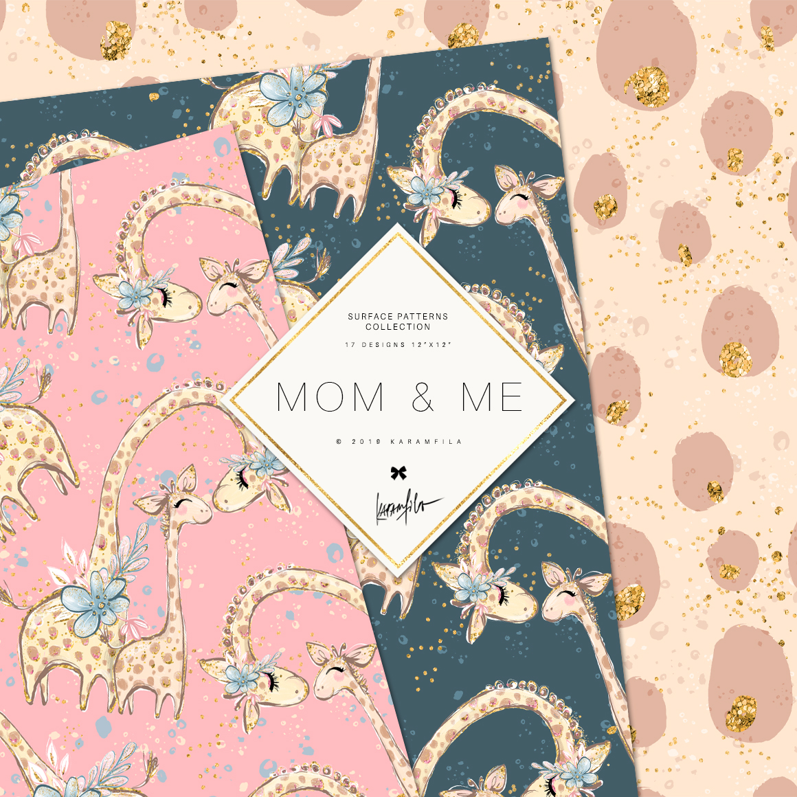 Baby Animals Mother's Day Patterns example image 7