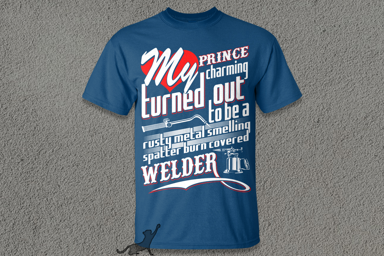 Welder Wife example image 2
