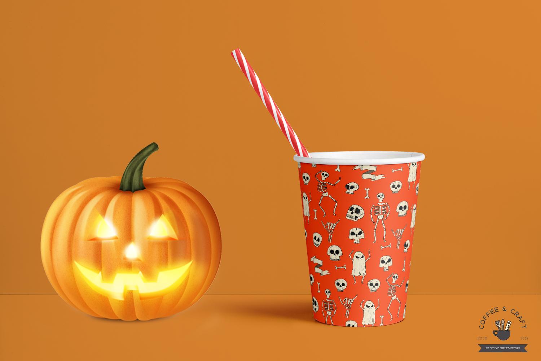 Halloween Skeletons example image 4