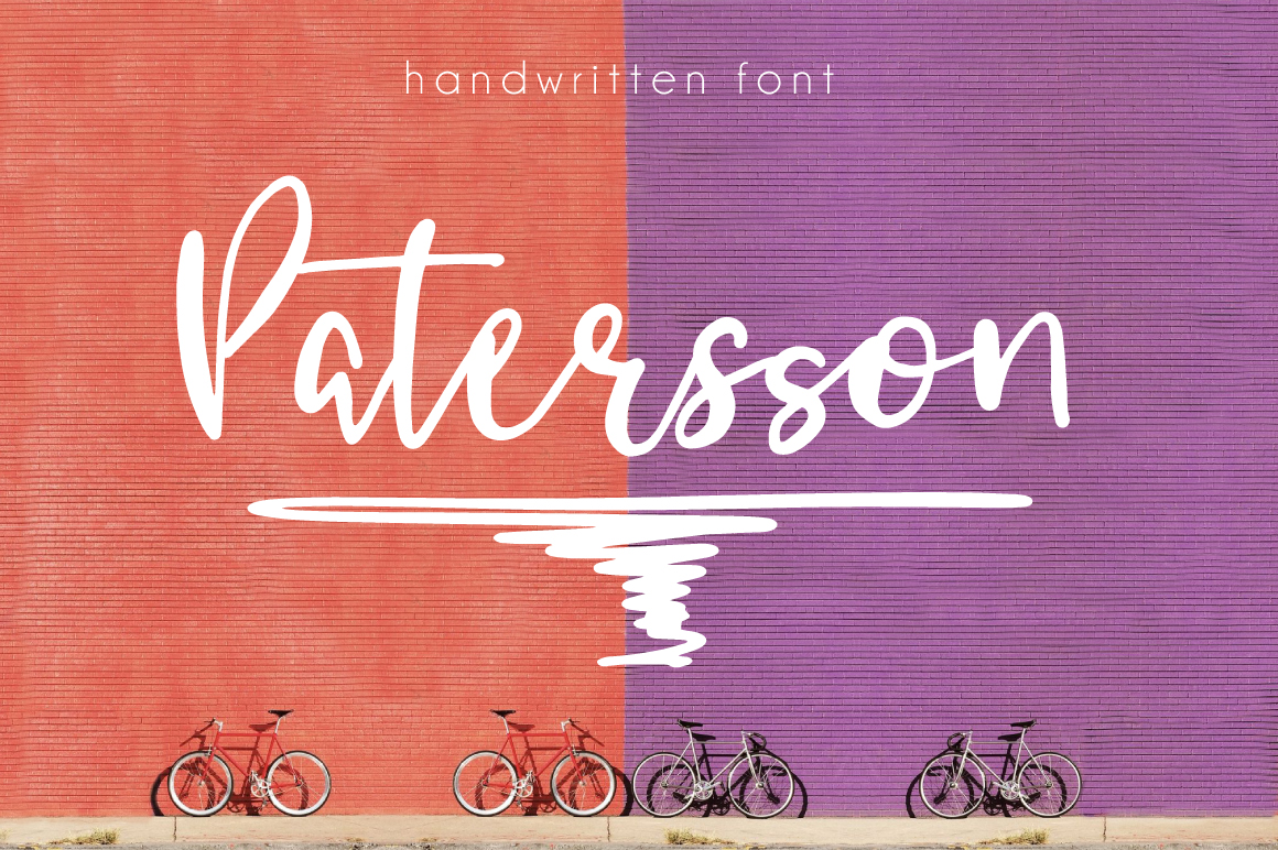 147 IN 1 Font Bundle SALE! example image 24