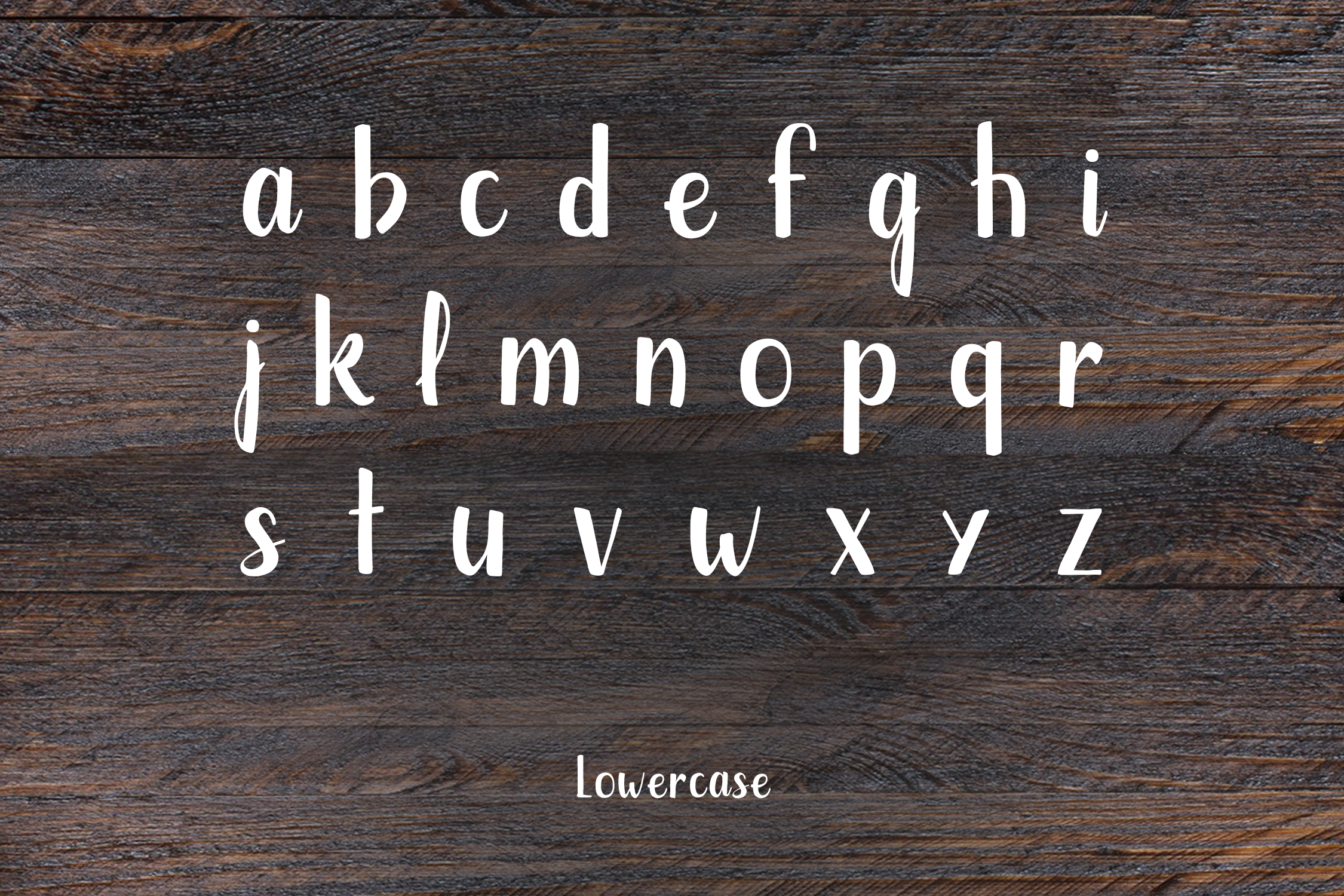 Austra Extended Brush Font example image 3