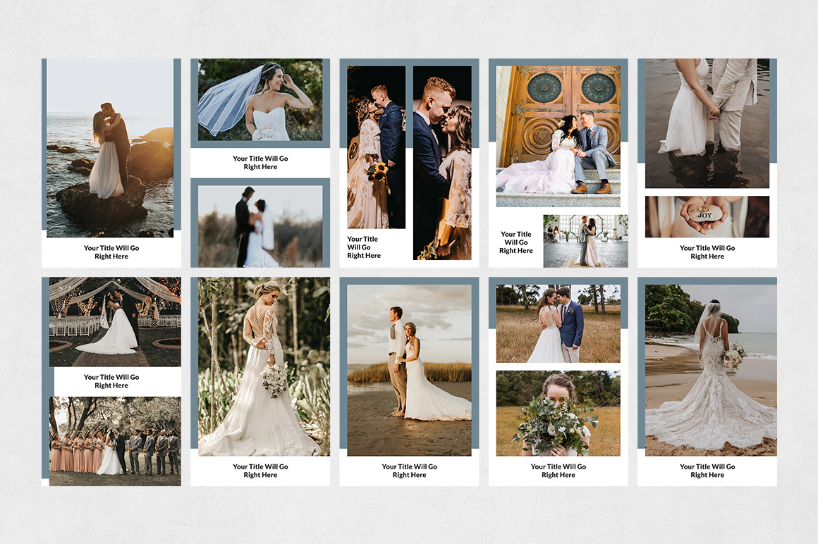 Wedding Pinterest Posts example image 8