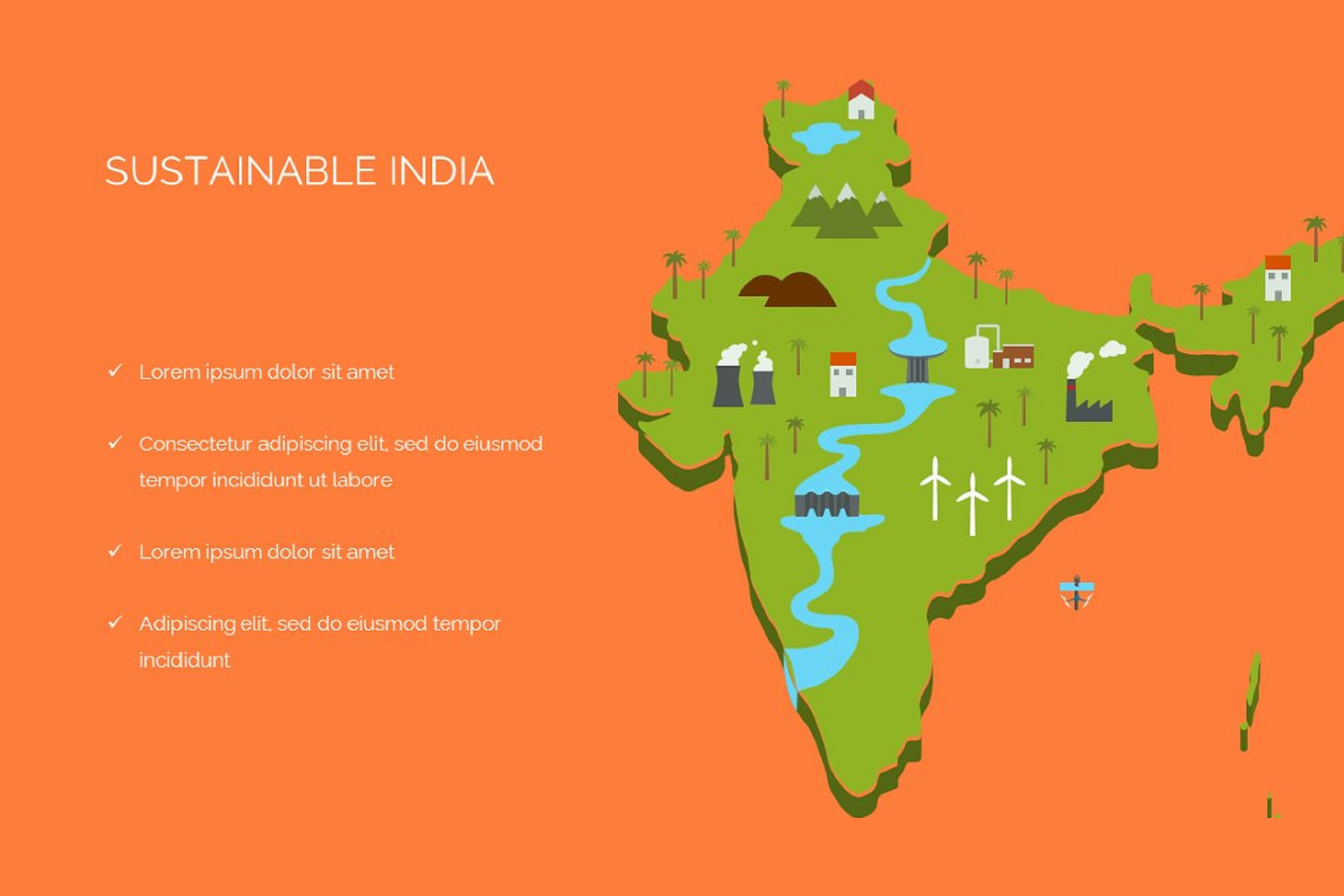 Sustainable India example image 1
