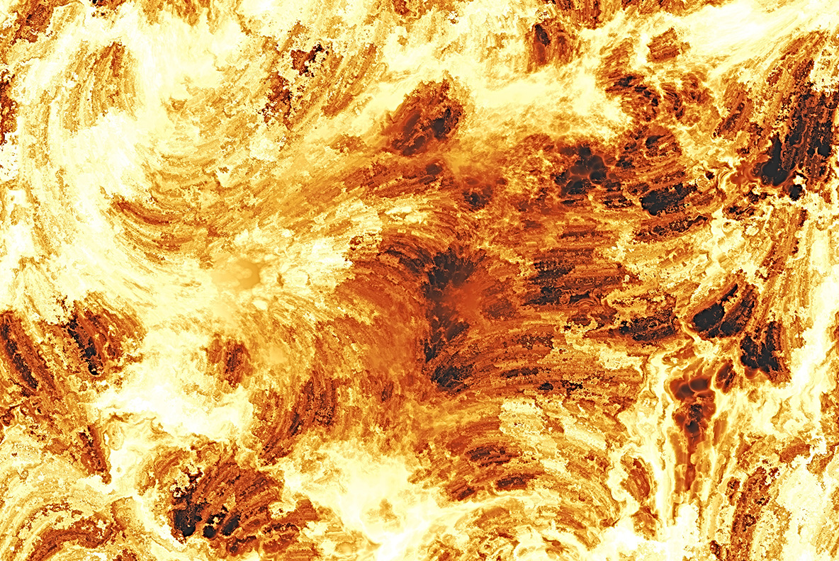 Fire and lava textures example image 8