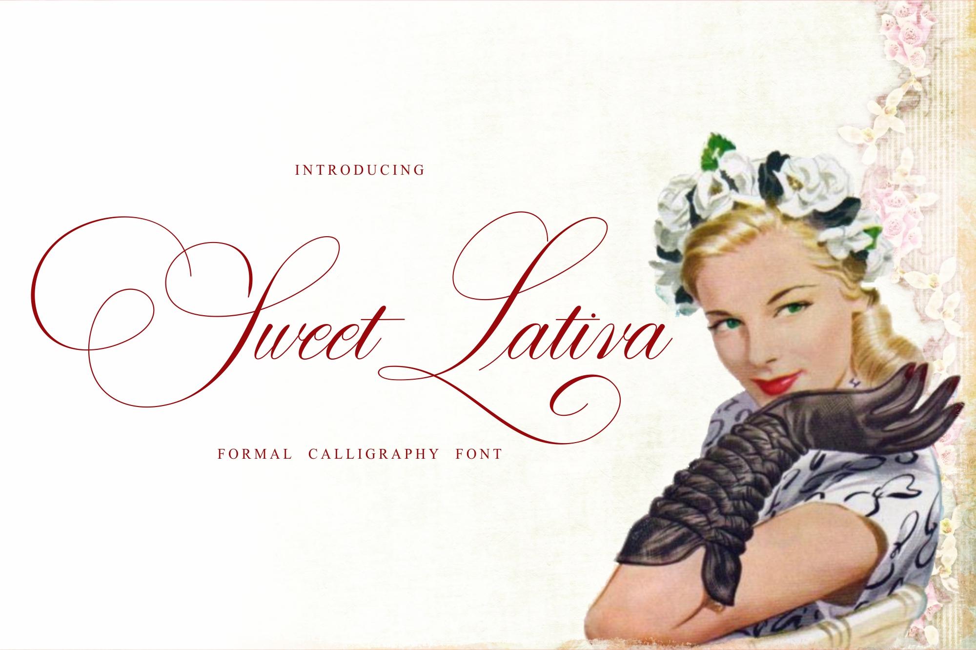 Sweet Lativa example image 1