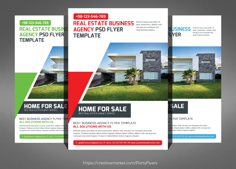 Corporate Business Flyer Bundle example image 4