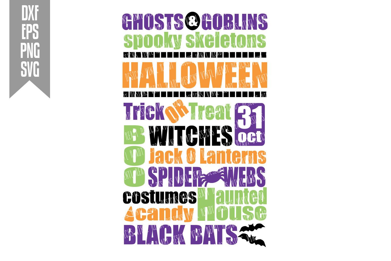 Halloween Bundle #1- 30 designs - Vector Clip Art File example image 28