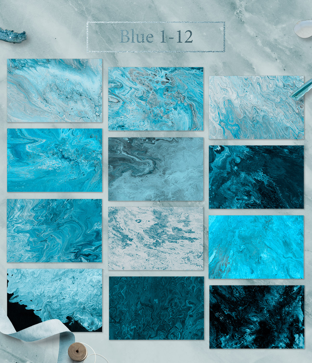 108 Flow Liquid Textures example image 4