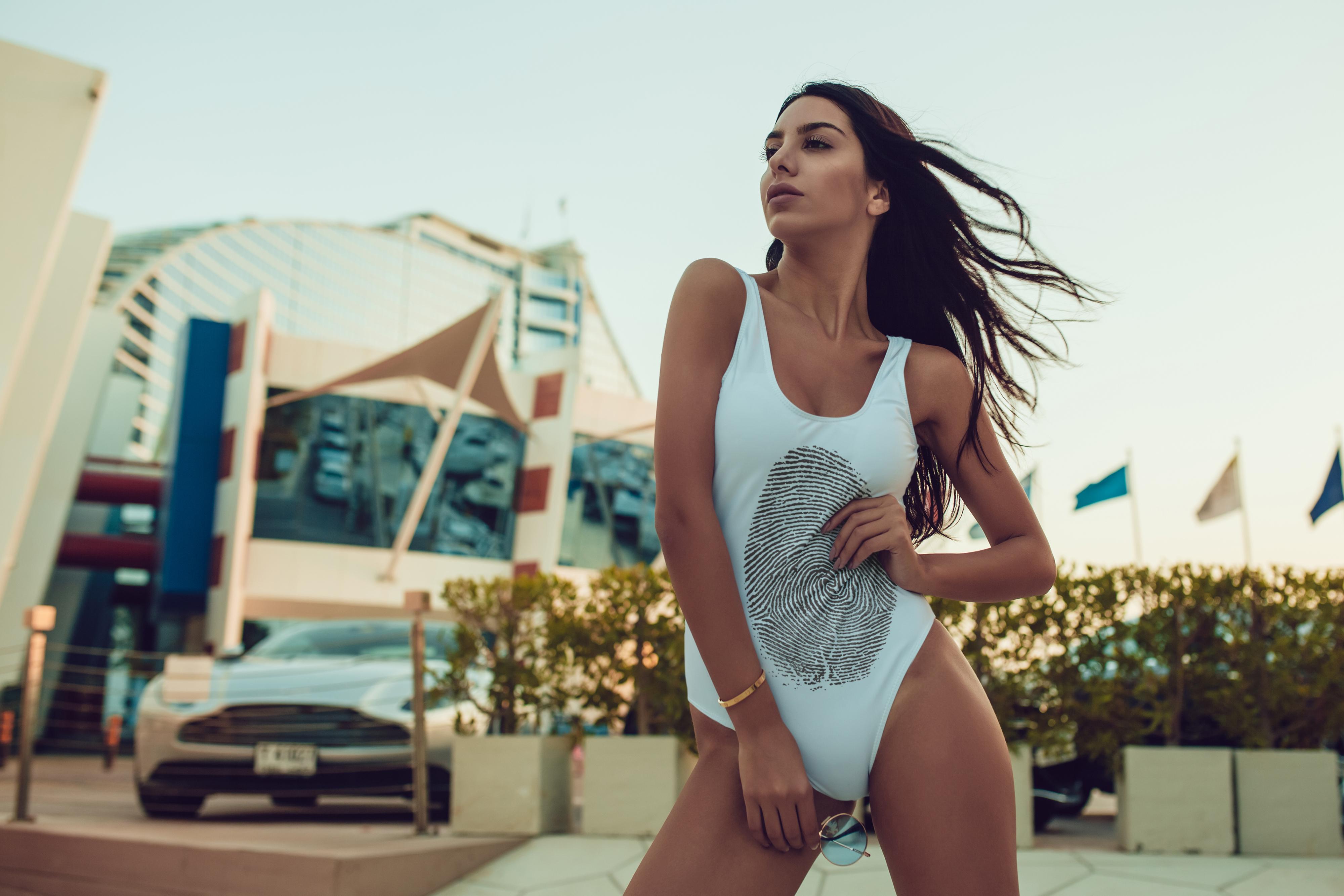 Bodysuit Mock-Up 2017 Vol.3 example image 8