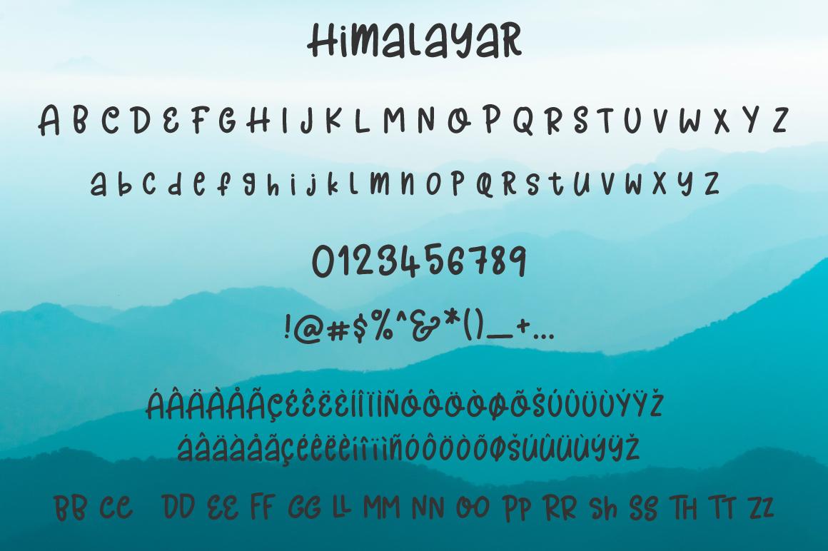 Himalayar example image 7