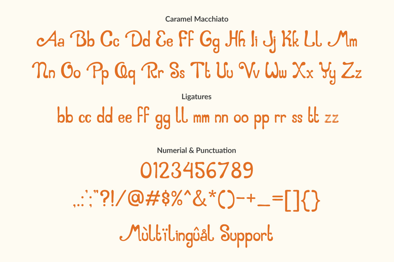 Caramel Macchiato example image 2