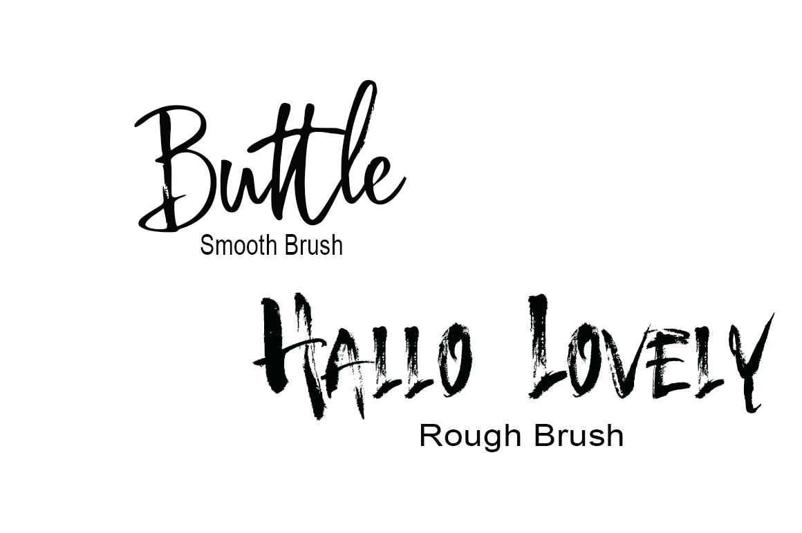 Buttle Font Duo example image 4