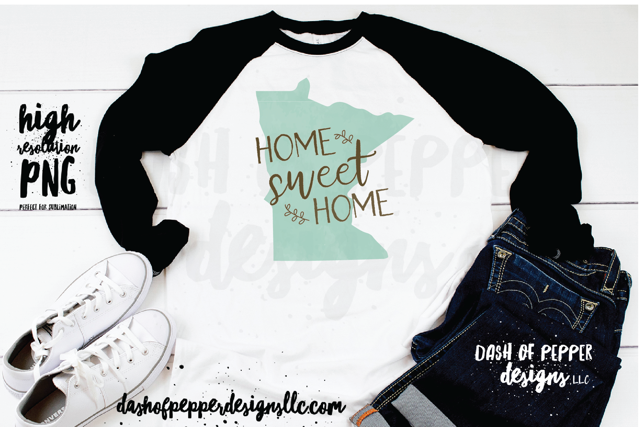 Minnesota - A Home Sweet Home PNG example image 1