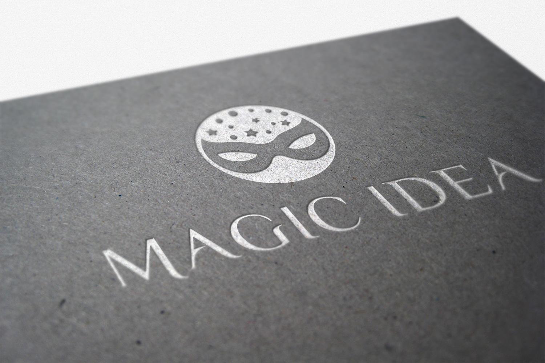 Magic Idea Logo Template example image 2