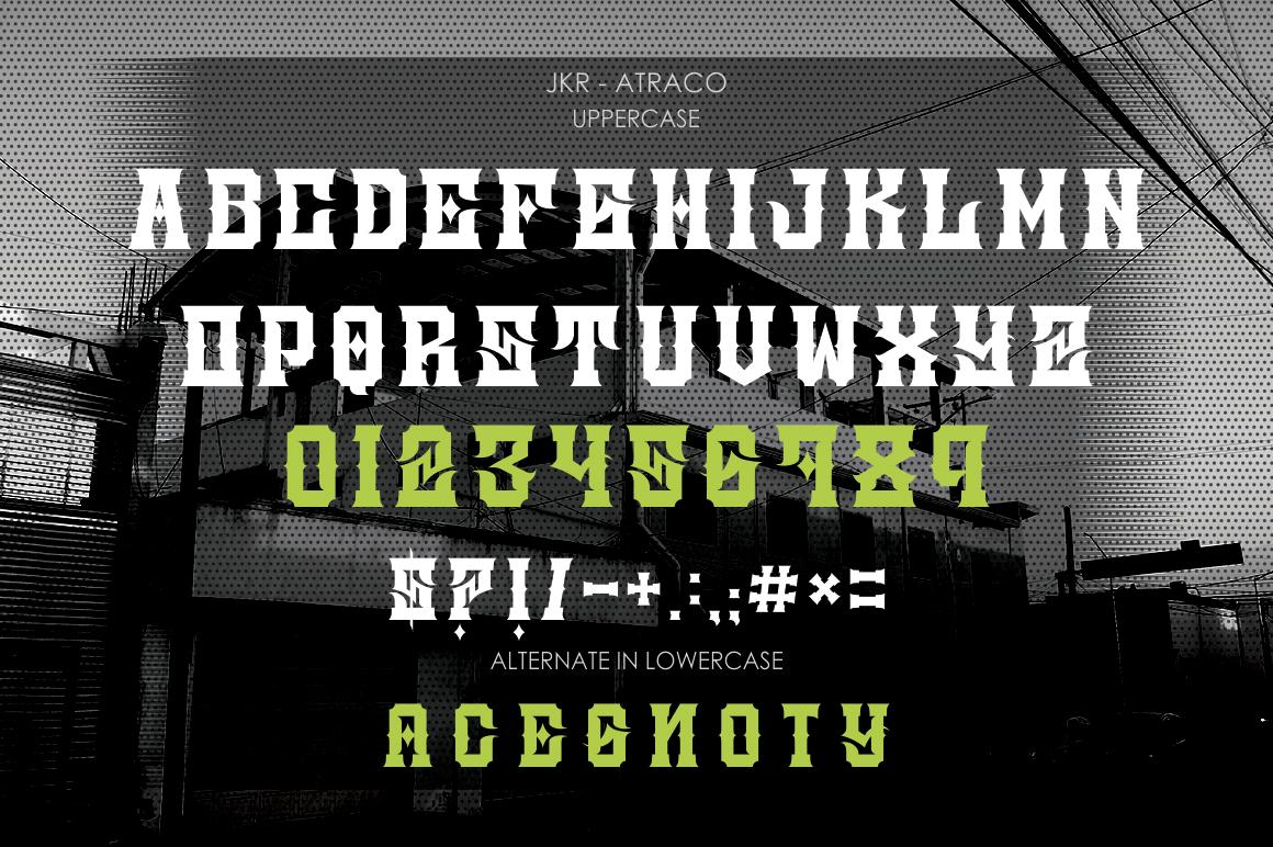 ATRACO  example image 2
