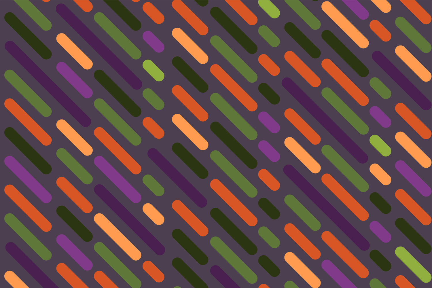 Seamless Vector Patterns Bundle example image 1