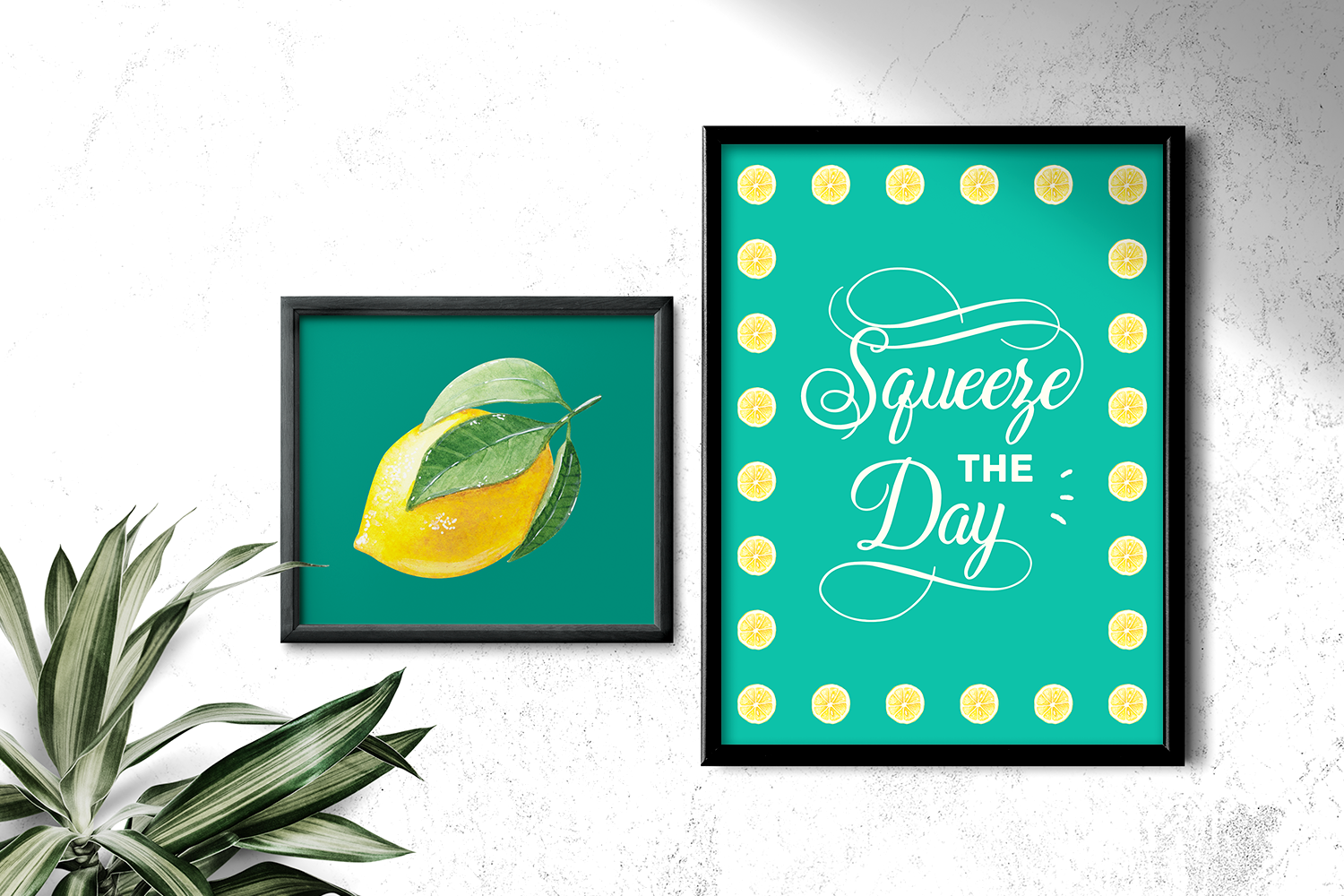 Watercolor handpainted watercolor Collection by shoko design example image 11