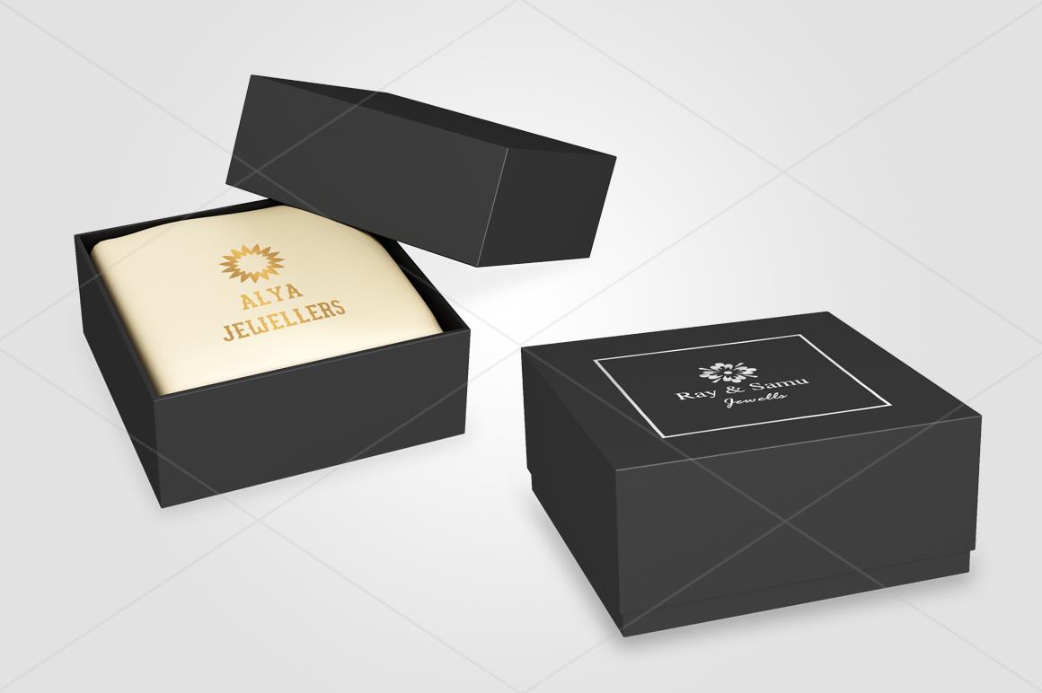 Jewelery Box Mockups Bundle example image 2