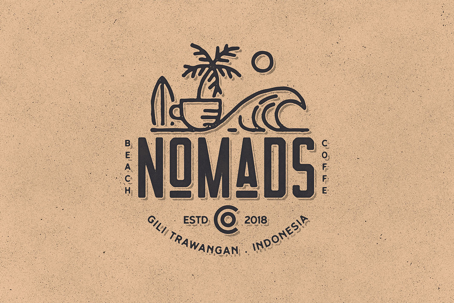 Nomads -The Farmer Original Typeface example image 9