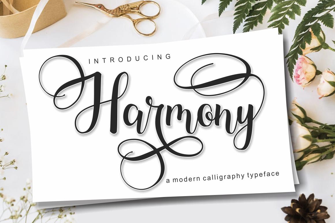 Harmony Script example image 1