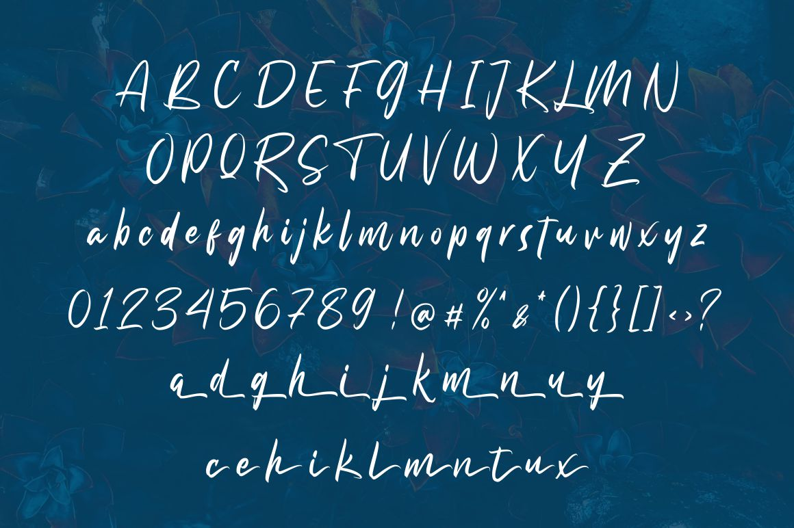 Millaguild Script example image 5