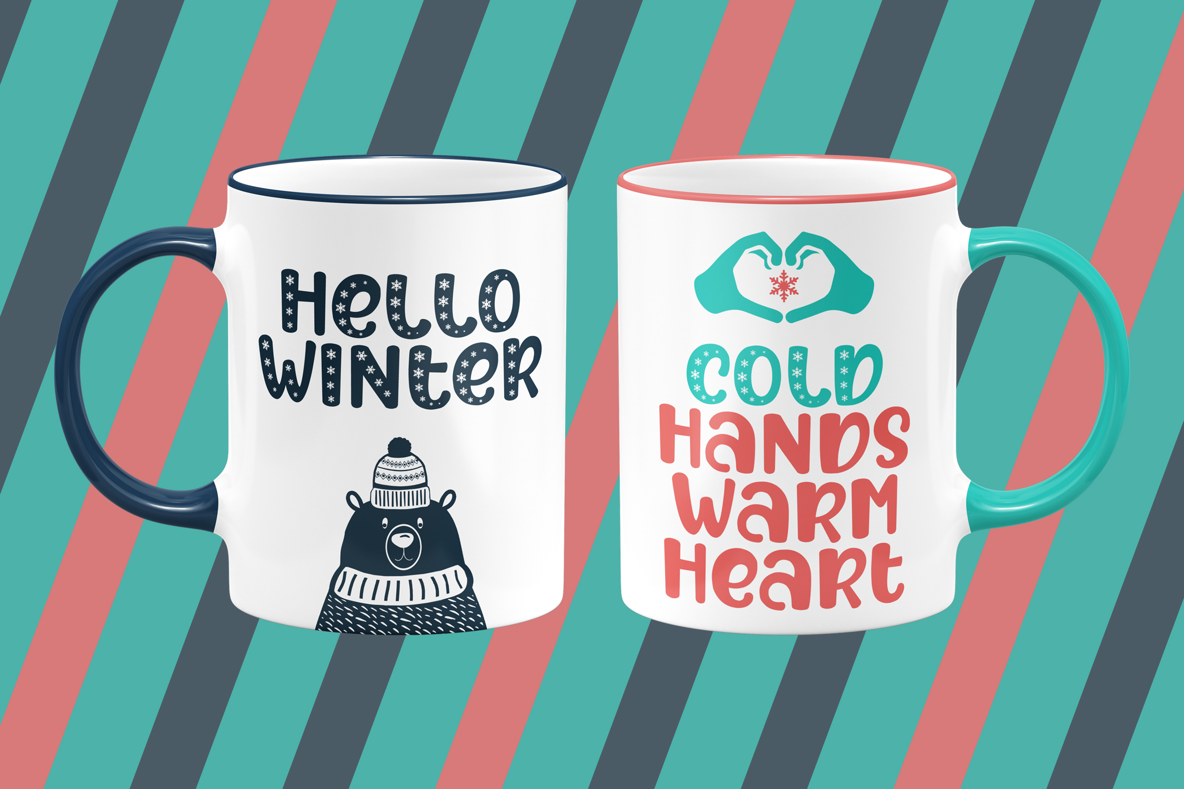 After Fall Winter and Xmas Font example image 5