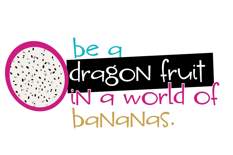 Dragon Fruit Handwritten Font example image 3