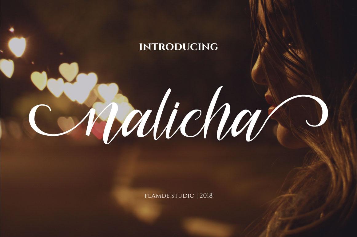 Nalicha Script example image 1