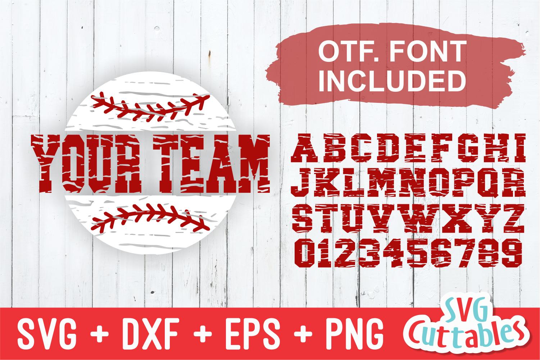 Baseball Bundle 3   SVG Cut File example image 6