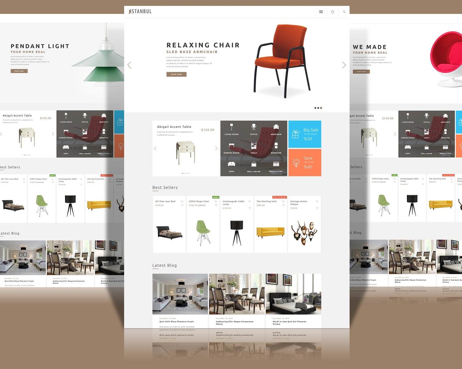 Istanbul Shopify Theme example image 4