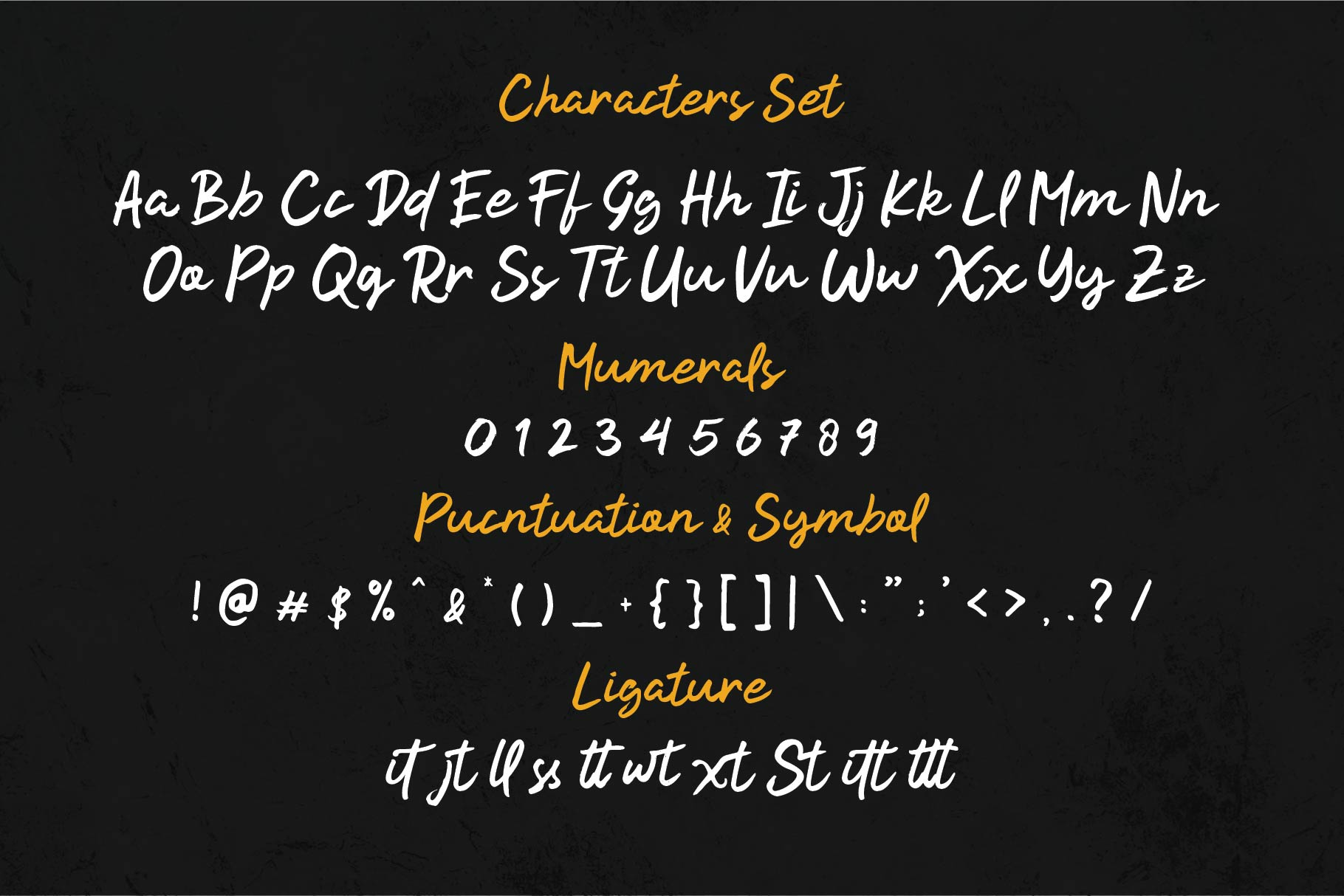 Kindson Brush Script example image 8