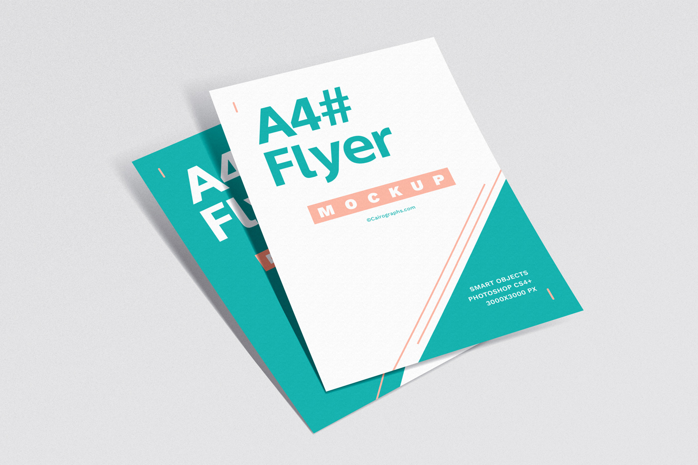 Posters & Flyers Mockups Vol.2 example image 4