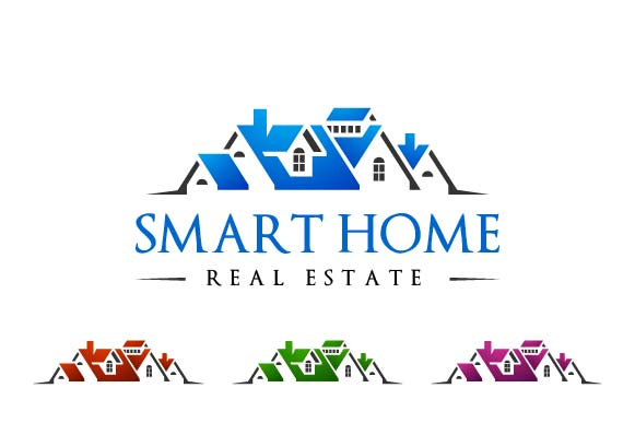 Real estate logo, home, house example image 1